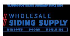 Wholesale Siding logo